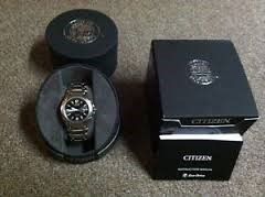 CITIZEN Gent's Wristwatch GN-4W-S-4