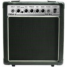 KONA Electric Guitar Amp FATBOY FBGA 15