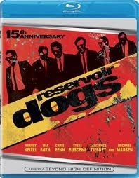 RESERVOIR DOGS ACTION THRILLER BLU-RAY MOVIE