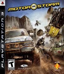 SONY Sony PlayStation 3 Game PS3 MOTOR STORM