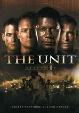 DVD BOX SET DVD THE UNIT SEASON 1