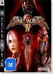 SONY Sony PlayStation 3 Game SOUL CALIBUR IV