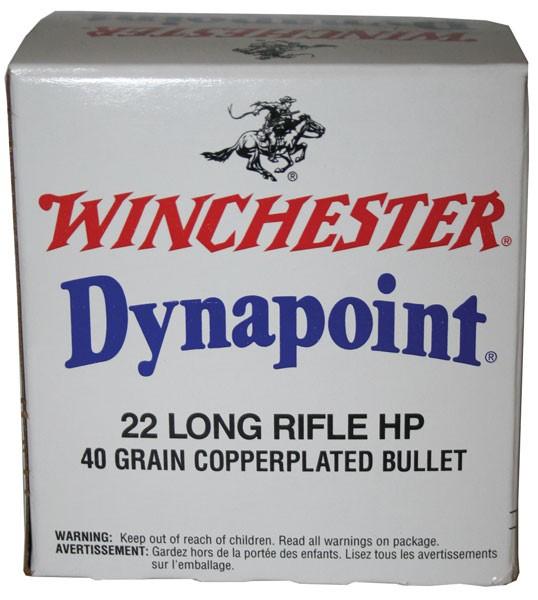 WINCHESTER Ammunition .22 LR (WD22LRB)
