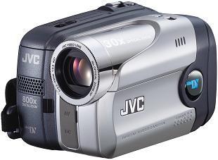 JVC Camcorder GR-DA30U