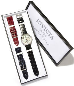 INVICTA Gent's Wristwatch 0395
