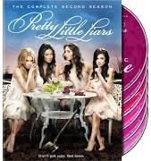 DVD BOX SET DVD PRETTY LITTLE LIARS SEASON 2