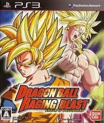 SONY Sony PlayStation 3 Game DRAGON BALL RAGING BLAST