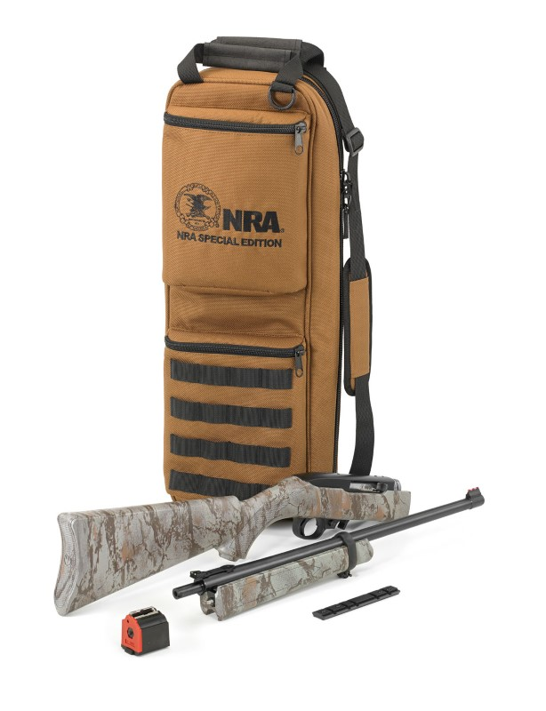 RUGER Rifle 10/22 TAKEDOWN NRA SPECIAL EDITION