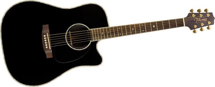 TAKAMINE Electric-Acoustic Guitar EG341C