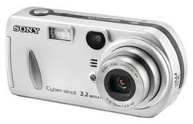 SONY Digital Camera CYBER-SHOT DSC-P72