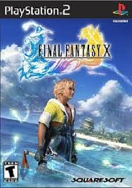 SONY Sony PlayStation 2 Game FINAL FANTASY X