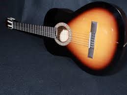 SUNLITE Acoustic Guitar GCN810 3SB
