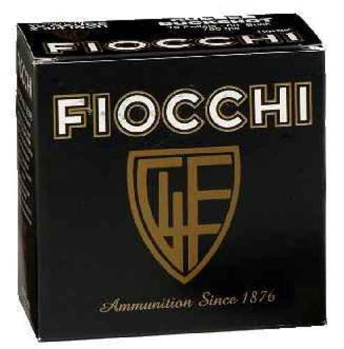 FIOCCHI AMMUNITION Ammunition 12HV4