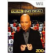 NINTENDO Nintendo Wii Game WII DEAL OR NO DEAL