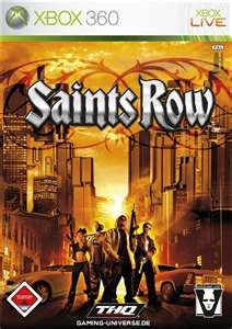 MICROSOFT Microsoft XBOX 360 Game SAINTS ROW