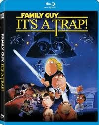 BLU-RAY MOVIE Blu-Ray FAMILY GUY IT'S A TRAP!