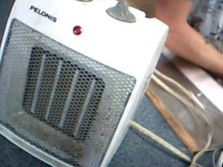 PELONIS ELECTRIC HEATER NT20-12D