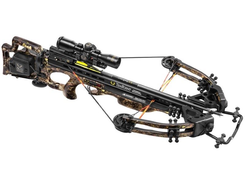 TEN POINT Crossbow STEALTH FX 4