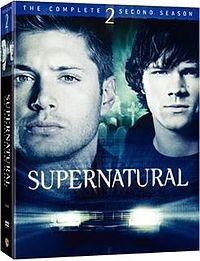 DVD BOX SET DVD SUPERNATURAL SEASON 2