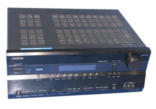 ONKYO Receiver TX-SR606