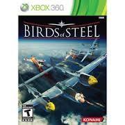 MICROSOFT Microsoft XBOX 360 Game BIRDS OF STEEL