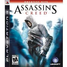 SONY Sony PlayStation 3 Game ASSASSIN CREED GREATEST HITS