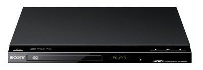 SONY DVD Player DVP-SR500H