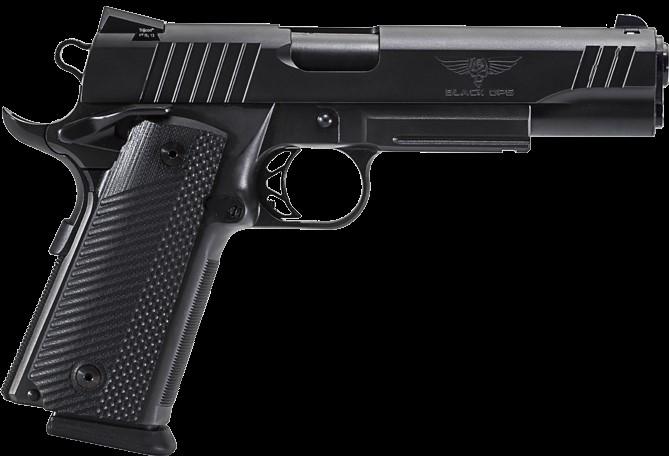 PARA Pistol 14.45 BLACK OPS