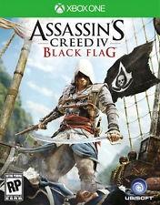 MICROSOFT Microsoft XBOX One Game ASSASSIN'S CREED IV BLACK FLAG - XBOX ONE