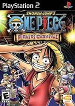 SONY Sony PlayStation 2 SHONEN JUMPS ONE PIECE PIRATES CARNIVAL