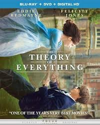 BLU-RAY MOVIE Blu-Ray THE THEORY OF EVERYTHING
