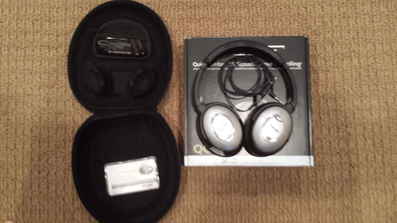 BOSE Headphones QUIET COMFORT 15