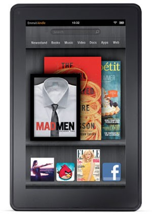 AMAZON Tablet KINDLE FIRE D01400