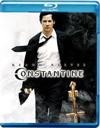 BLU-RAY MOVIE Blu-Ray CONSTANTINE