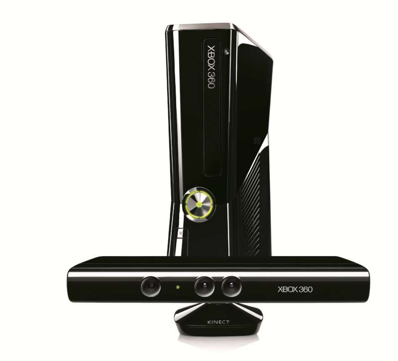 MICROSOFT XBOX 360 250GB VIDEO GAME CONSOLE W/ KINECT