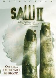 DVD MOVIE DVD SAW II