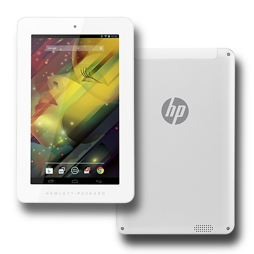 HEWLETT PACKARD Tablet 7