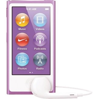 APPLE IPOD IPOD MD479LL/A 16GB NANO 7TH GEN