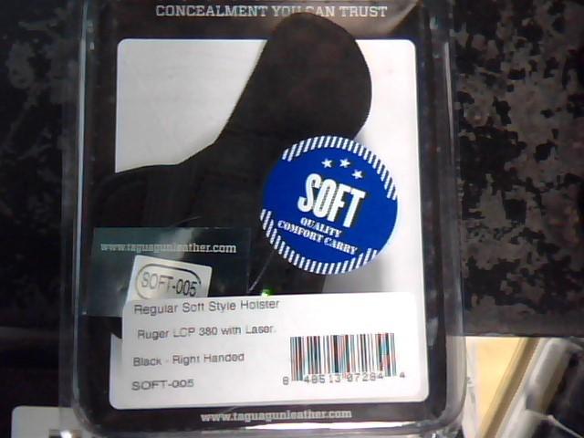 TAGUA GUN LEATHER Accessories SOFT-005