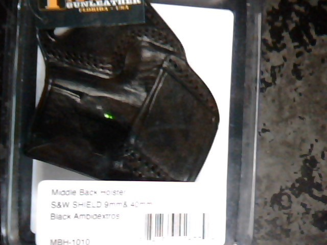 TAGUA GUN LEATHER Accessories MBH-1010