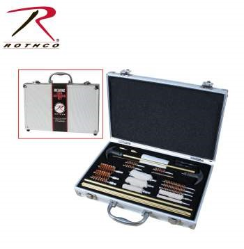 ROTHCO Outdoor Sports DELUXE GUN CLEANING KIT