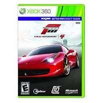 MICROSOFT Microsoft XBOX 360 Game FORZA MOTORSPORT 4 - XBOX 360