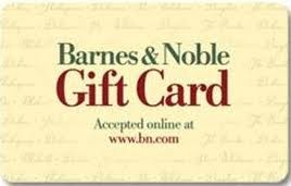 BARNES & NOBLE Gift Cards GIFT CARD