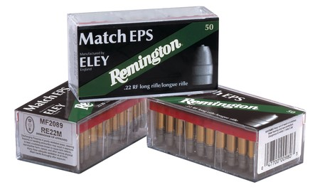 REMINGTON AMMUNITON Ammunition .22 LR ELY (RE22CX)