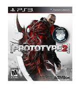 SONY Sony PlayStation 3 Game PROTOTYPE 2