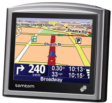 TOMTOM GPS System ONE