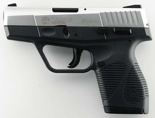 TAURUS Pistol 709 SLIM SS (1-709039FS)