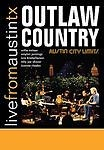 DVD MOVIE DVD LIVE FROM AUSTIN TX OUTLAW COUNTRY