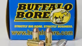 BUFFALO BORE Ammunition .380 90GR JHP