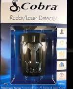 COBRA Radar & Laser Detector SPX900